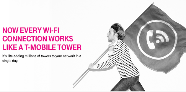Why T-Mobile wants to give you a wireless router for free
