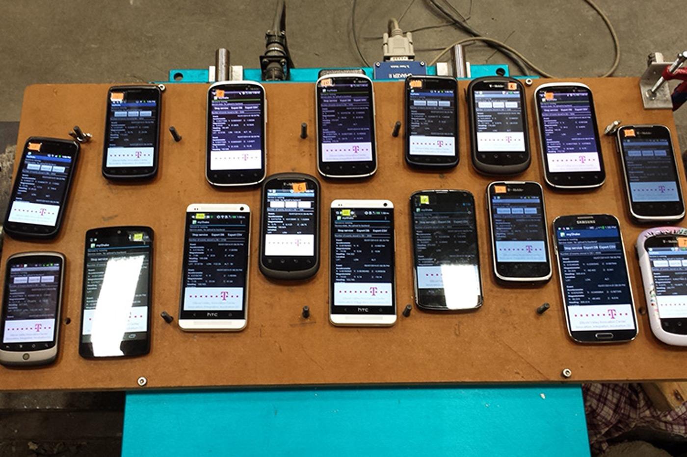这款 Android 应用能让你的手机变成地震探测器