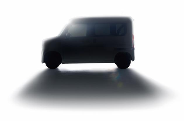 ホンダが今夏に投入する新型軽バン「N-VAN」を公式サイトで先行公開!