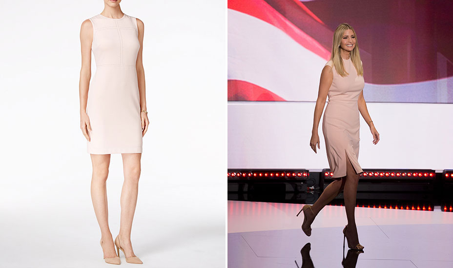 Ivanka Trump\'s RNC dress isn\'t available yet - AOL Entertainment