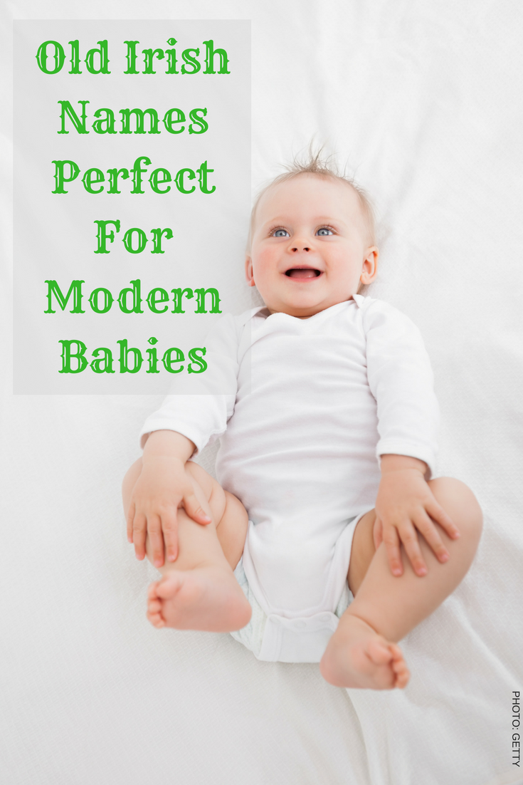 Old Irish Baby Names That Sound Surprisingly