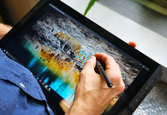 HP ZBook X2 hands-on