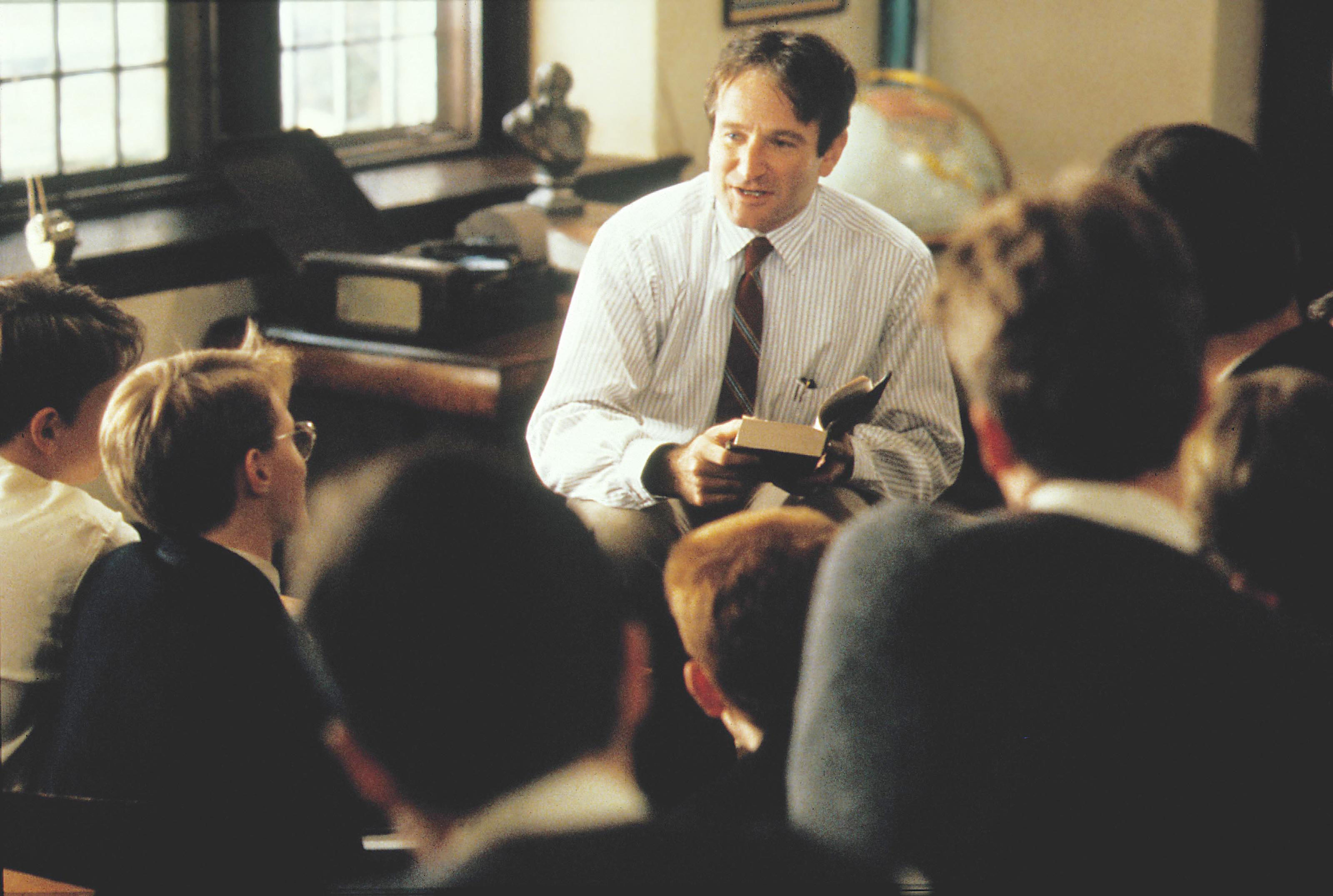 DEAD POETS SOCIETY (1989) ROBIN WILLIAMS