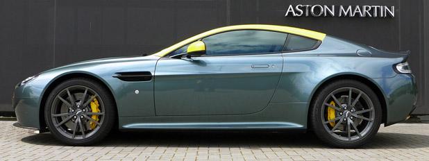 2015 Aston Martin V8 Vantage Gt First Drive Autoblog