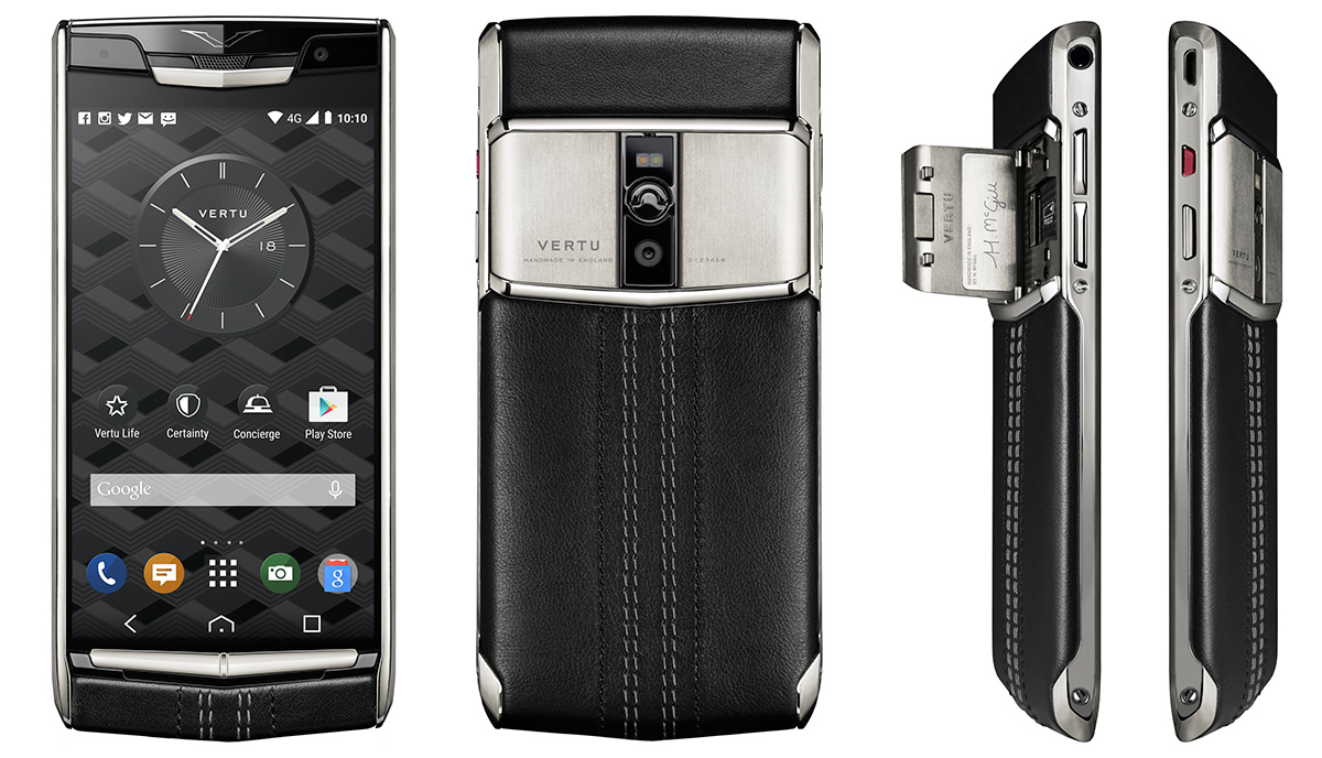 Image result for Vertu Signature Touch
