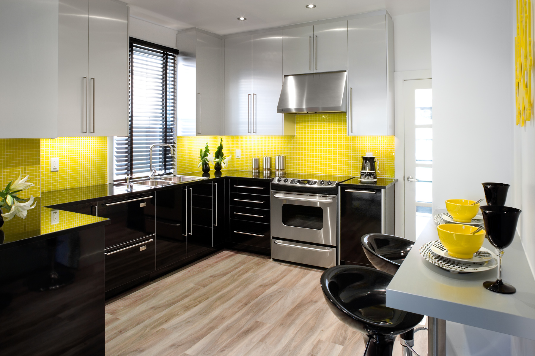 A Kitchen With Added