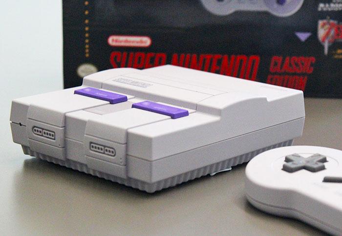 Nintendo SNES Classic hands-on