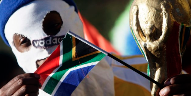 Football's Best Moments In 2017... And Then There's Bafana