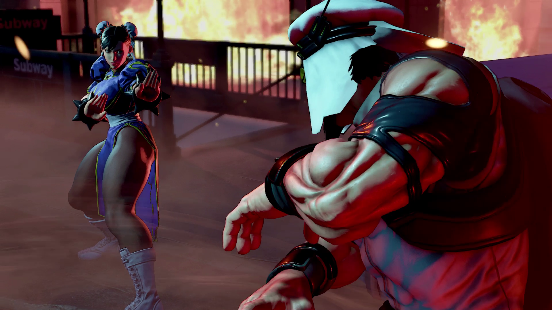 Street Fighter V' will feature the series' first full story mode