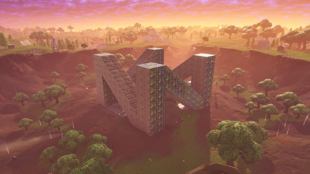 'Fortnite' players are having too much fun with Playground mode