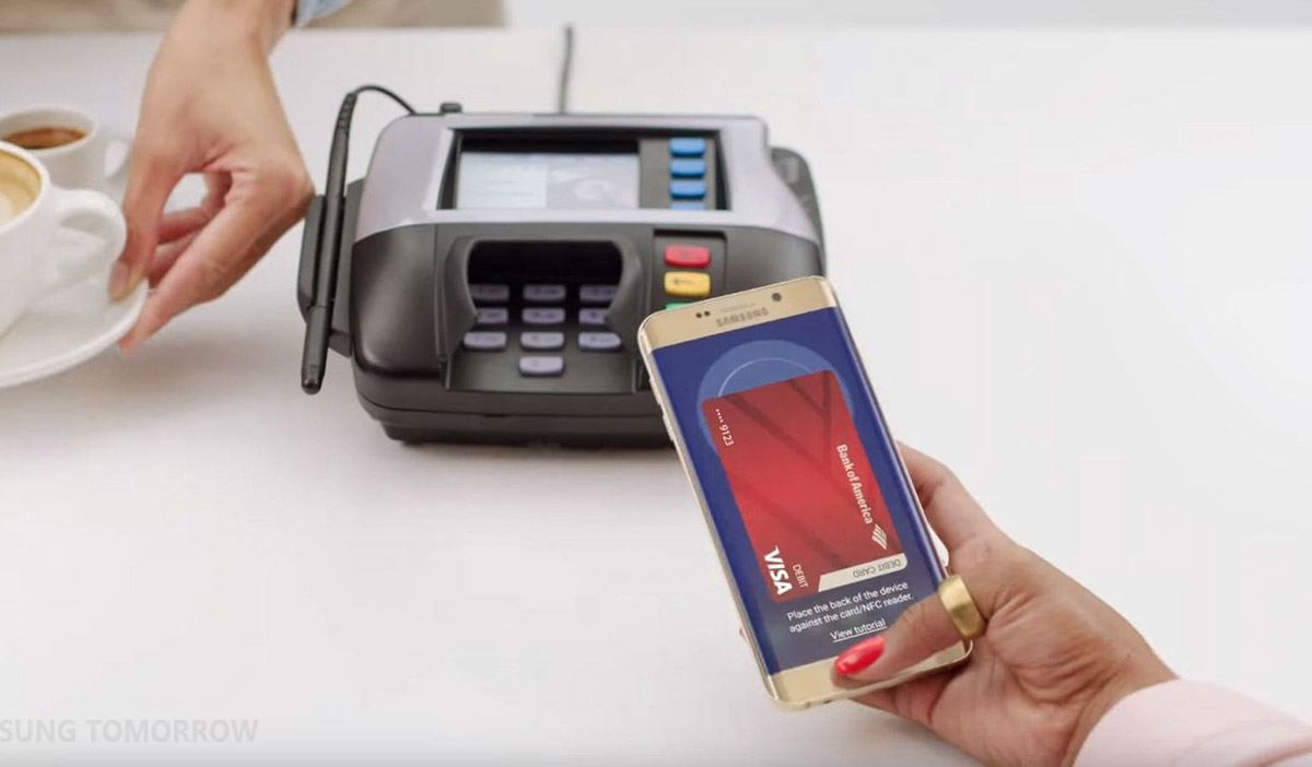 Samsung Pay will work with more credit and gift cards in the US