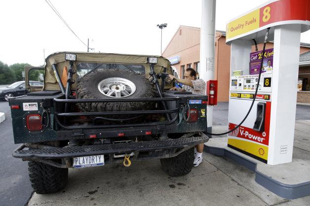 ガソリン安を受けて米国で「ハマー」への関心が再燃