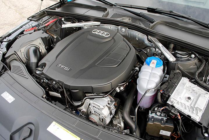 2017 Audi A4 2 0T Quattro Second Drive | Autoblog