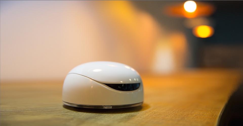 Vortex lets kids program their own robot buddy