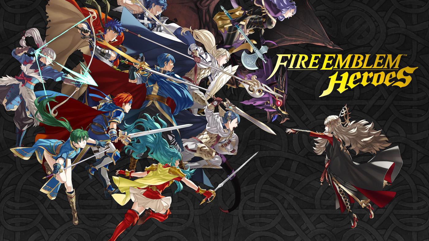 Fire Emblem Heroes February 2020 Calendar Nintendo's 'Fire Emblem Heroes' mobile game arrives next month