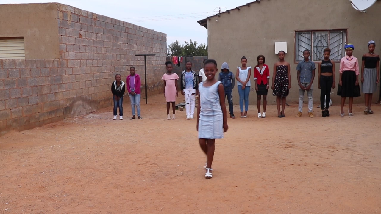WATCH: How This Informal Kagiso Modelling School Helps Local Kids Gain