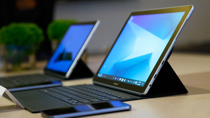 Samsung Galaxy Book: Hands-On