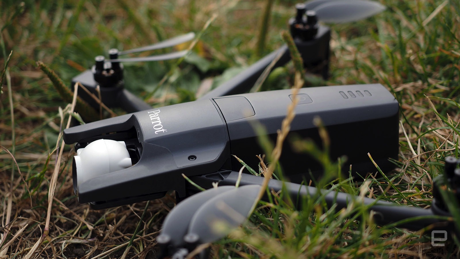 Parrot's Anafi 4K drone is much more than a flying toy