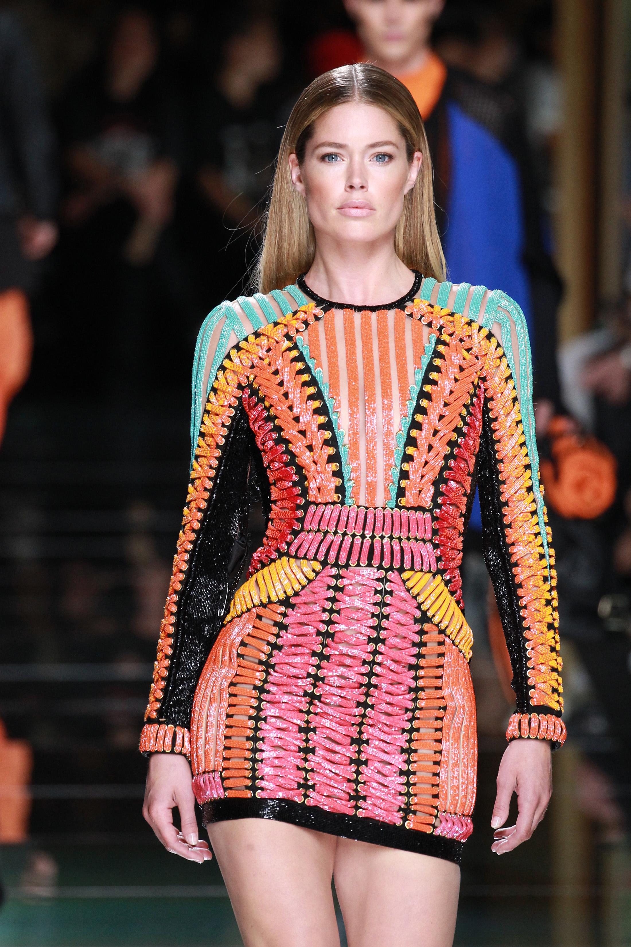 Balmain : Runway - Paris Fashion Week - Menswear Spring/Summer 2017
