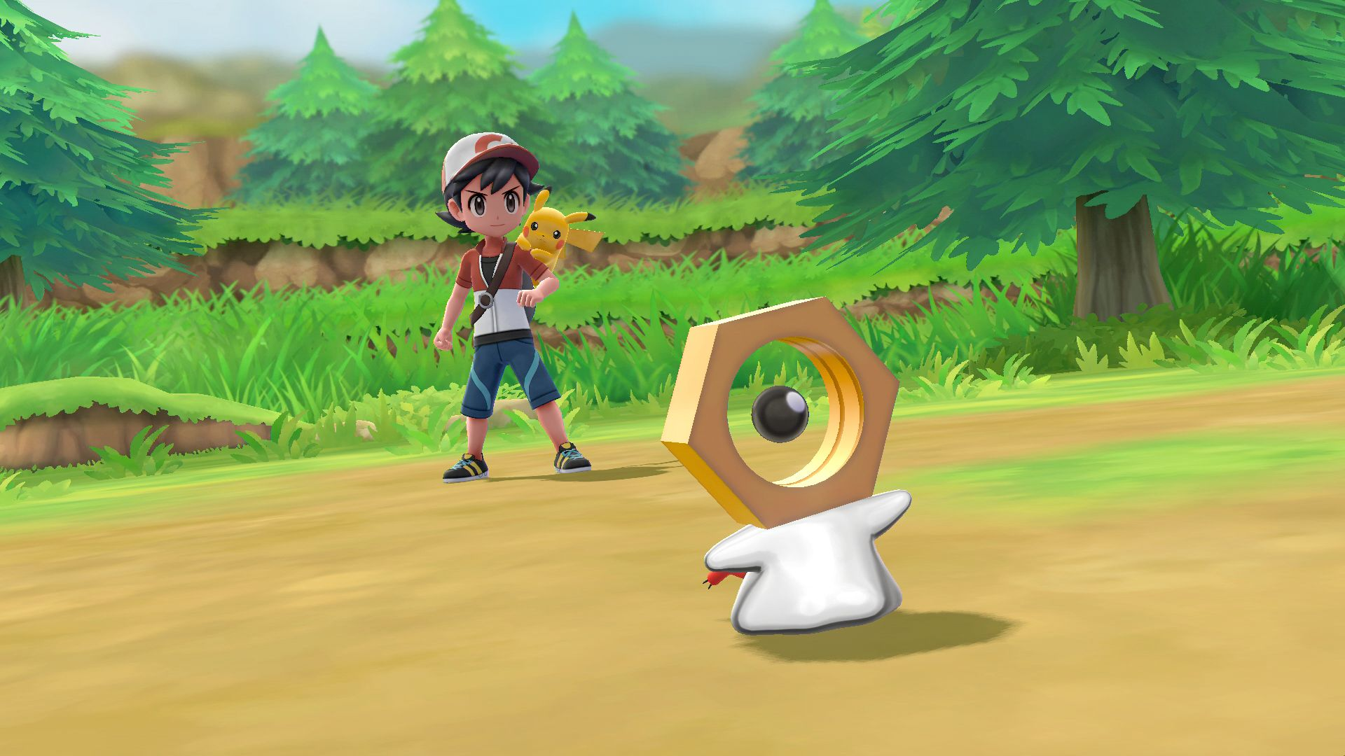 Nintendo used 'Pokémon Go' to reveal a new mythical critter