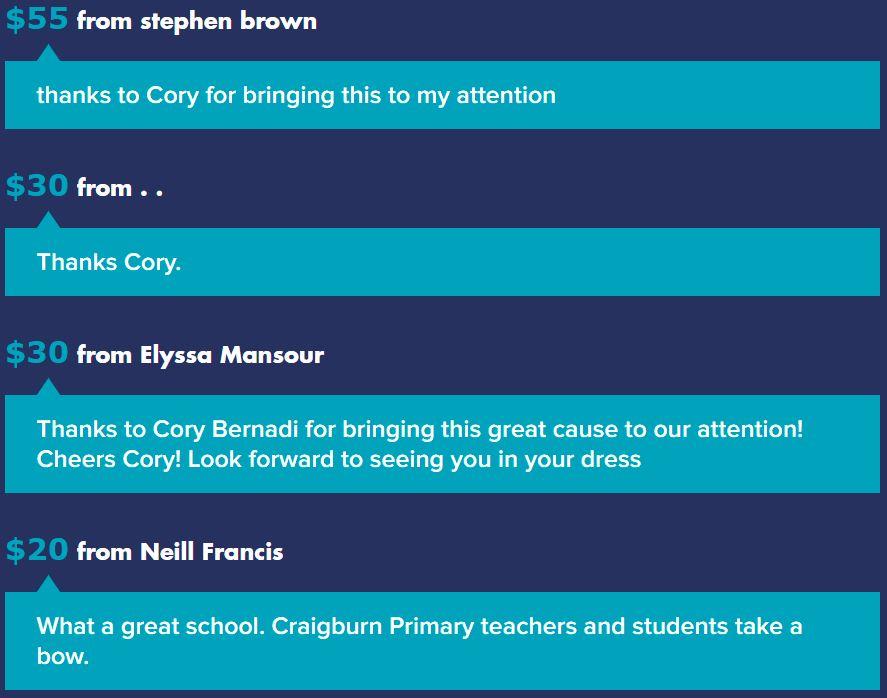 Bernardi Backfire: Craigburn Primary School Raises More Than