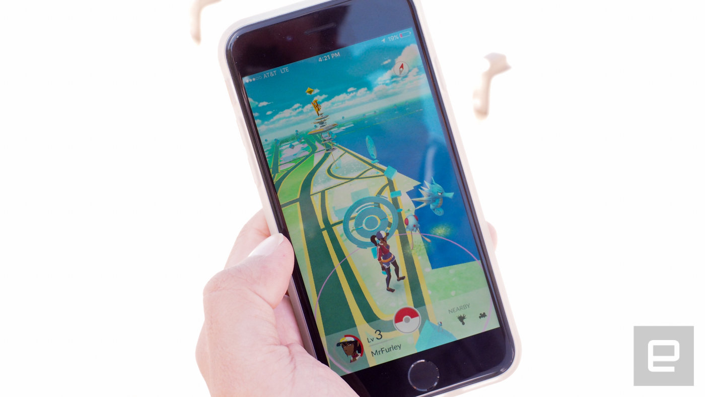 pokémon go' on ios is digging deep into linked google accounts (updated)