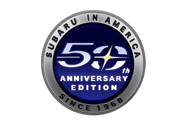 スバル・オブ・アメリカ、米国市場参入50周年を迎える2018年に特別仕様車を発表