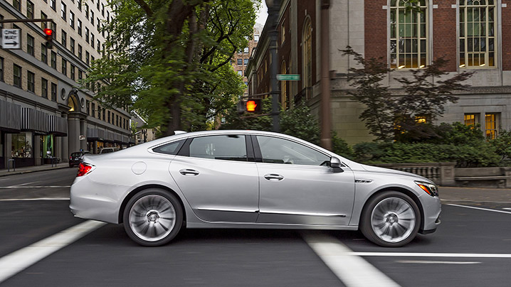 2017 Buick Lacrosse First Drive Autoblog