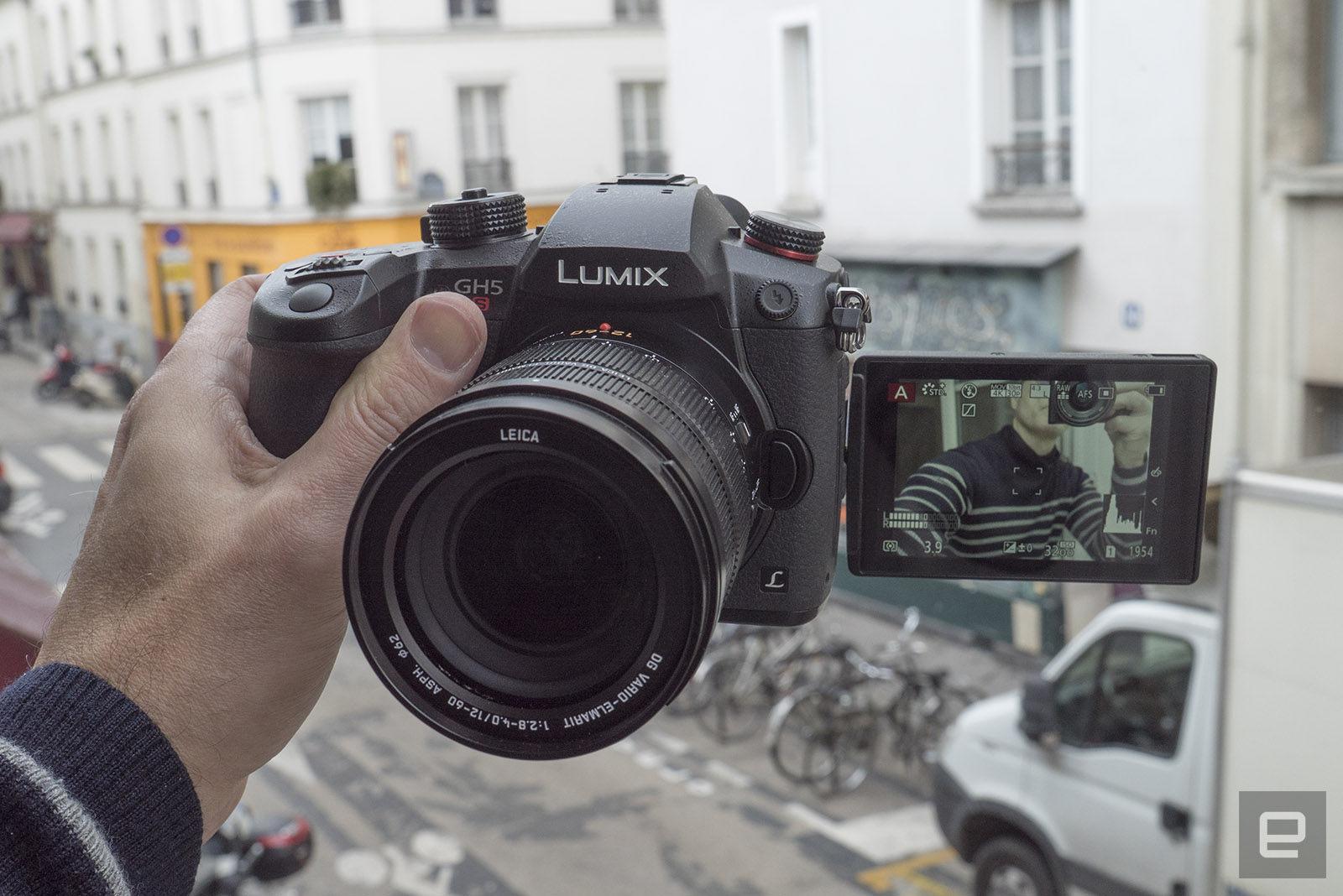 Panasonic's GH5s is perfect for video shooters and no one else