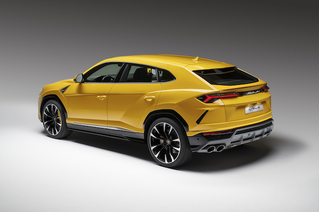 Seven Cool Things About Lamborghiniu0027s New Urus SUV