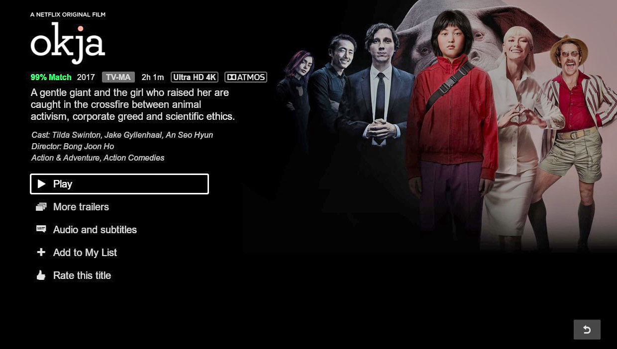 You'll need an Xbox to enjoy Netflix's Dolby Atmos debut