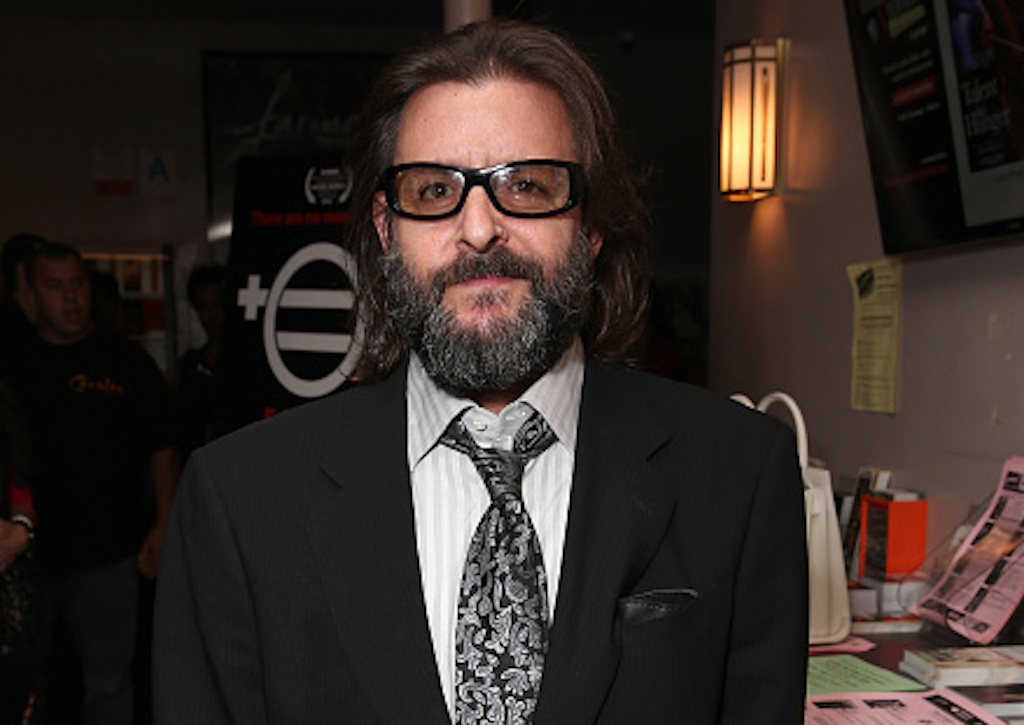 "BEVERLY HILLS, CA - AUGUST 26:  Judd Nelson attends a screening Of Heroica Films' ""Equal Means Equal"" at Laemmle's Music Hall 3 on August 26, 2016 in Beverly Hills, California.  (Photo by Todd Williamson/Getty Images)"