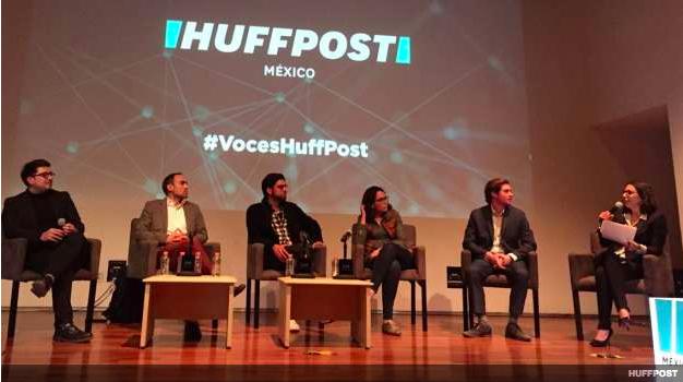 De izquierda a derecha, Antonio Marvel (Horizontal), Diego Bassante (Facebook), Armando Regil (IPEA),...