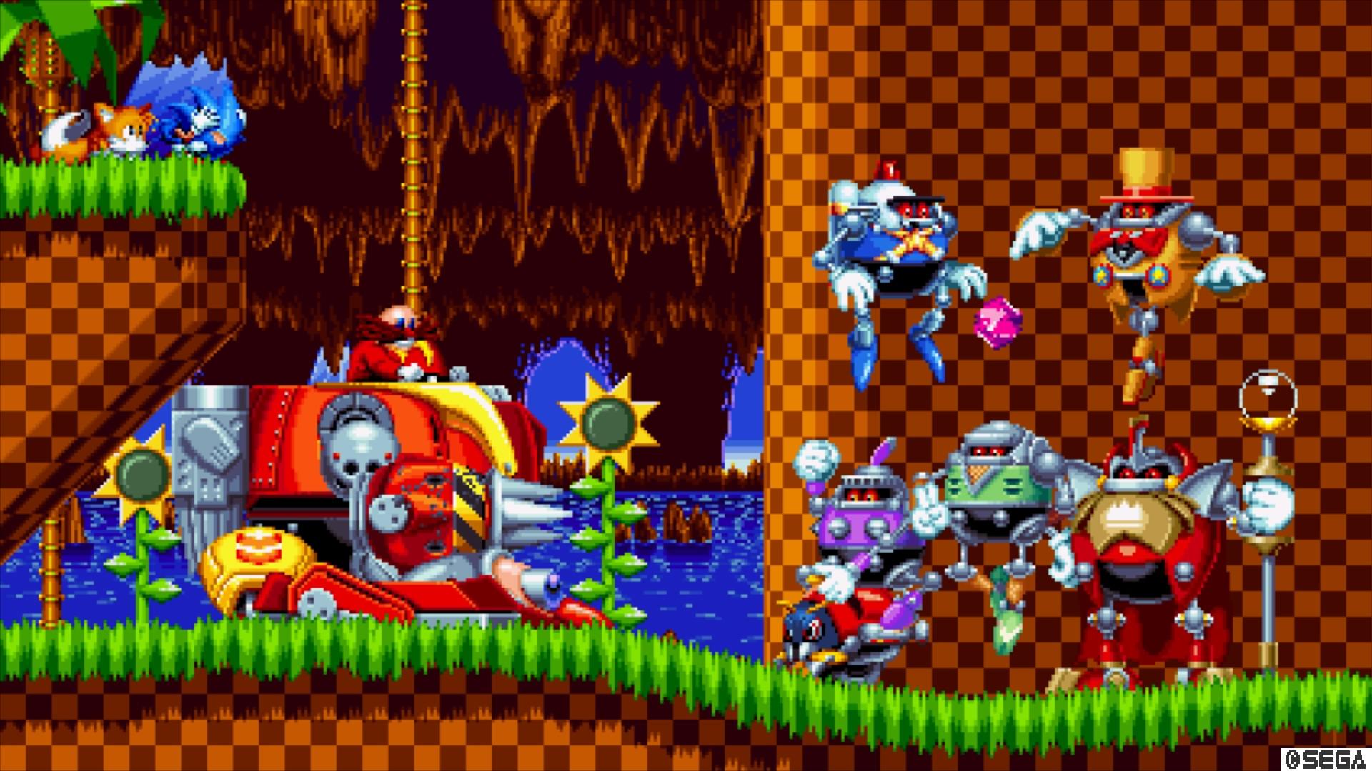 Sonic Mania' is a wonderful balance of nostalgia and novelty
