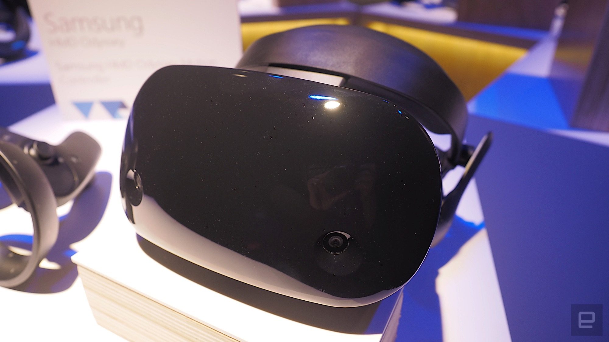 samsung u0026 39 s hmd odyssey proves image quality is worth the cost