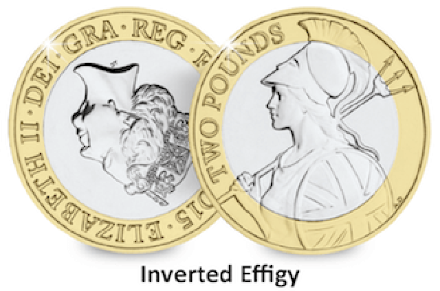 The Inverted Effigy £2
