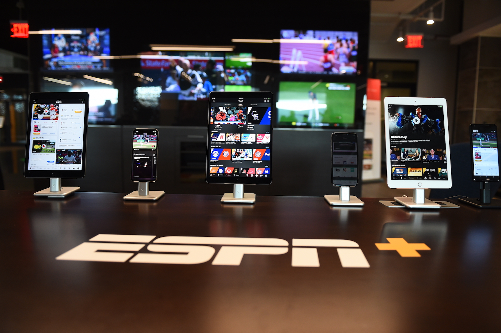 ESPN: ESPN launches new sport streaming service
