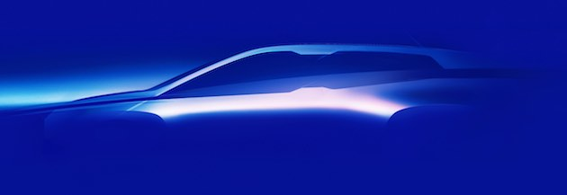 BMWが次世代型電気自動車「iNEXT」のデザインを初公開
