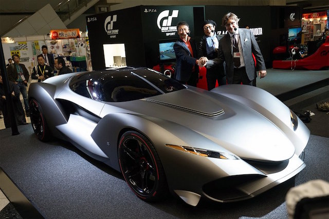 Zagato To Build IsoRivolta Vision Cars From Gran Turismo Sport Game