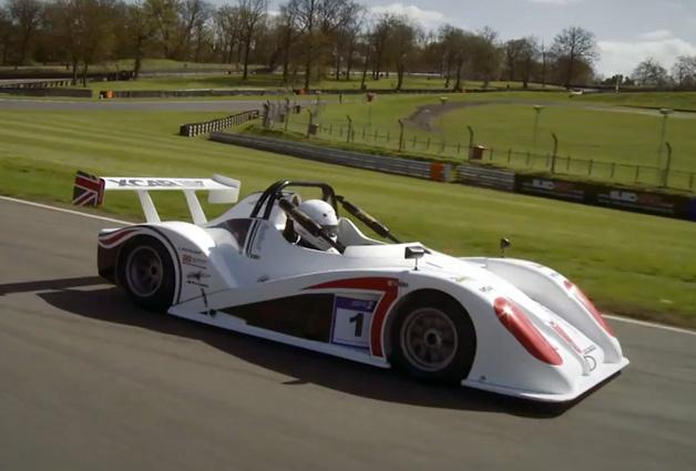 【ビデオ】英ラディカル社のお手軽にレースを楽しめるプランを体験