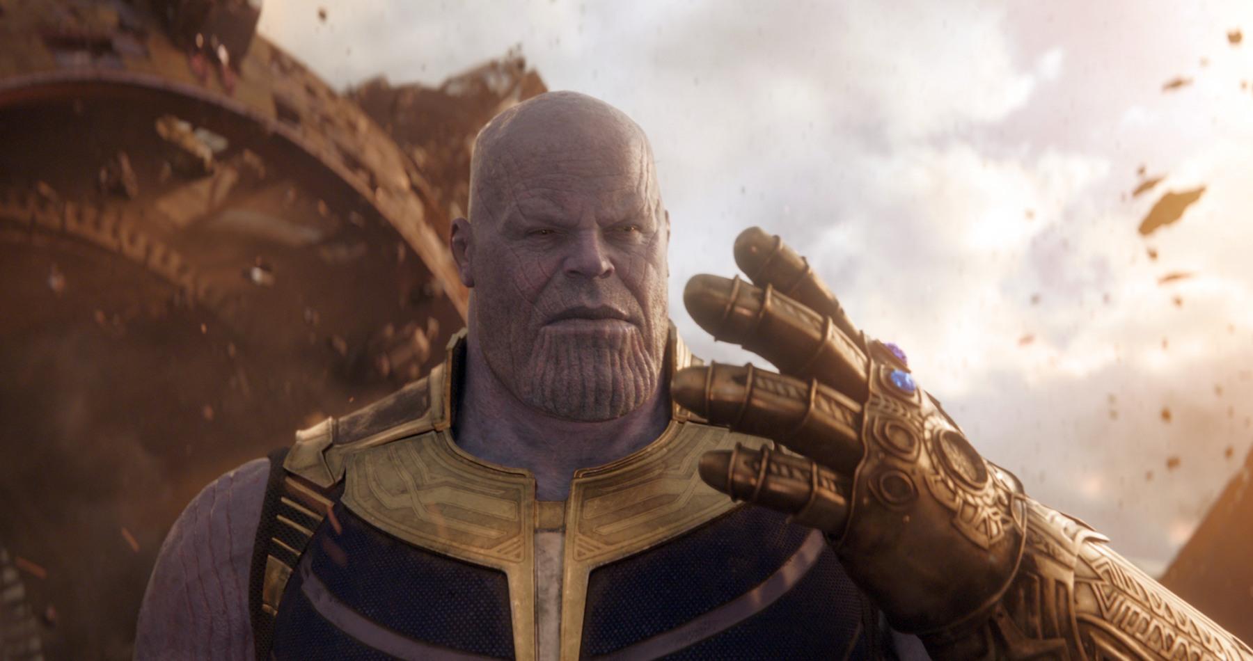 What we're watching: 'Avengers: Infinity War'