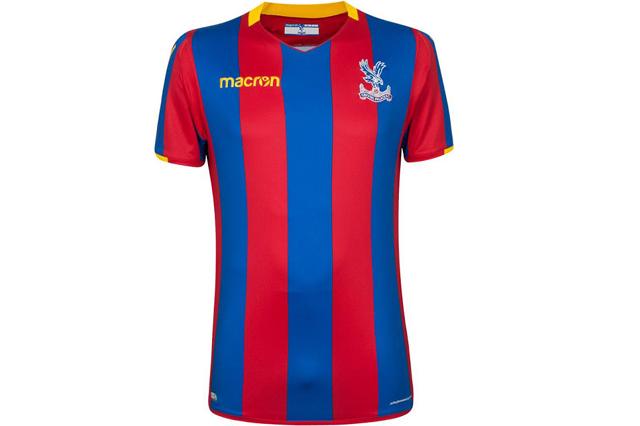 Crystal Palace FC home shirt  2017/18