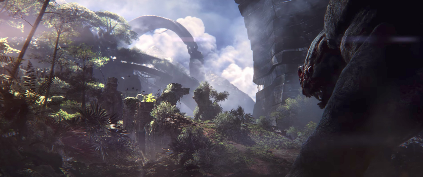 'Anthem' is BioWare's brand-new open world