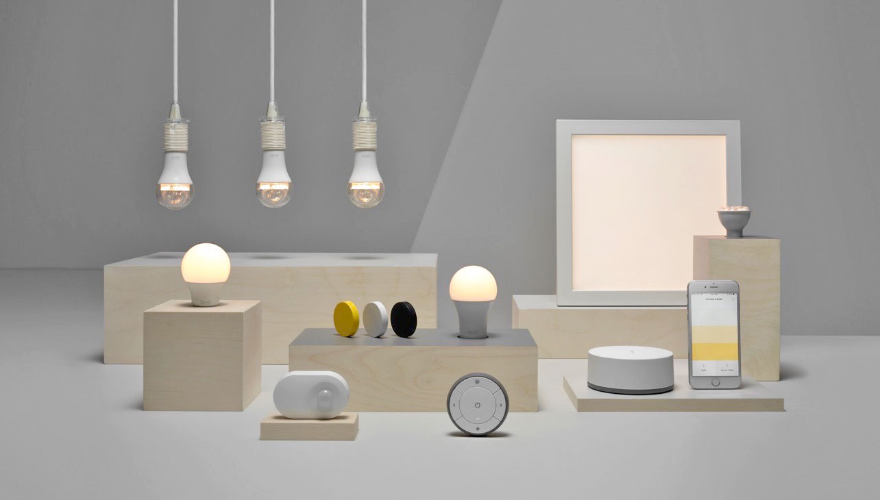 Ikea Launches Its Own Low Cost Smart Lighting Range
