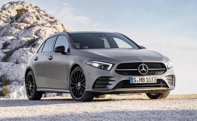 Attendez-vous à voir beaucoup de Mercedes-Benz Classe A l'an