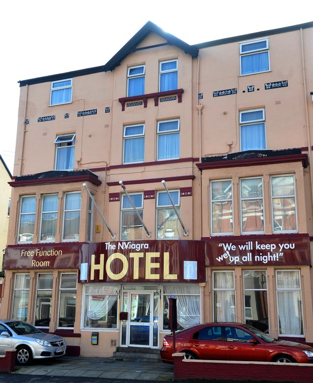 Family shocked to find accommodation rebranded 'The Viagra Hotel'