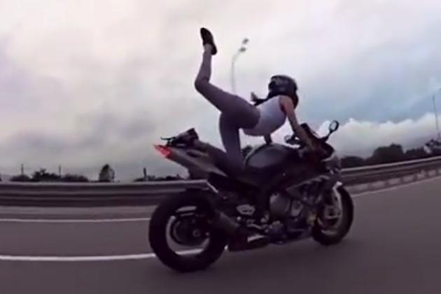 【訃報】Instagramで人気を集めた「最もセクシーなライダー」が事故で亡くなる