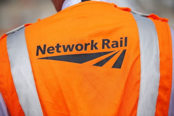 Network Rail workers to strike twice in June