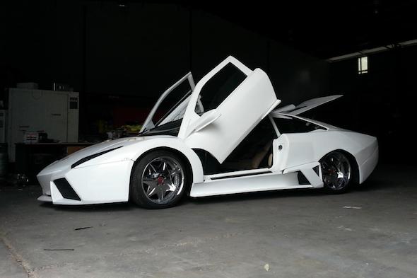 Lambo kit car