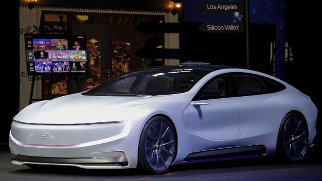 テスラをライバル視するLeEco社、約1,800億円を投じて中国に電気自動車の生産工場を建設